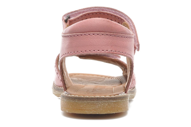 Sandales et nu-pieds Bisgaard Lene Rose vue droite