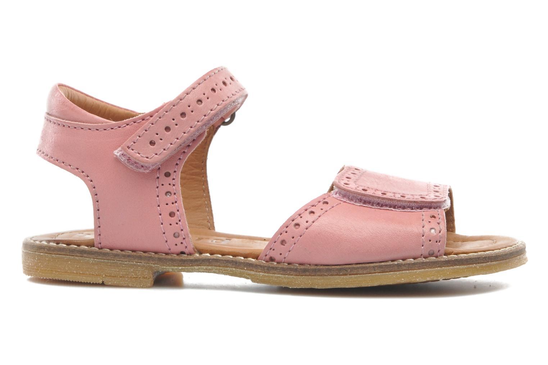 Sandales et nu-pieds Bisgaard Lene Rose vue derrière