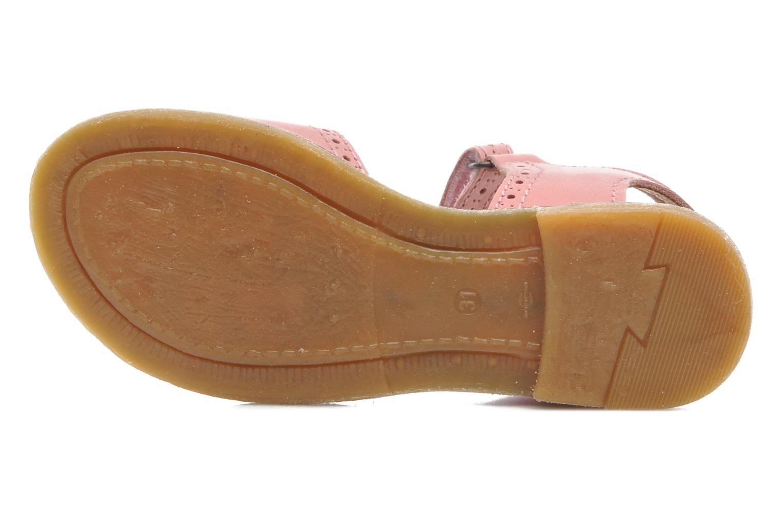 Sandales et nu-pieds Bisgaard Lene Rose vue haut