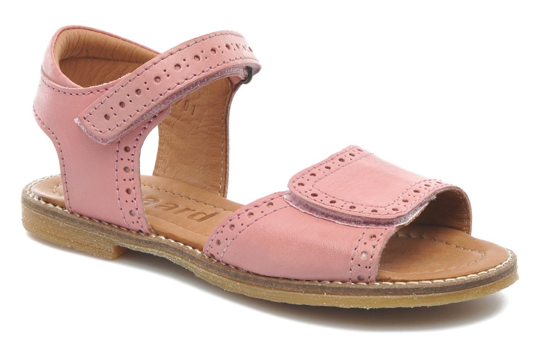 Sandales et nu-pieds Bisgaard Lene Rose vue détail/paire