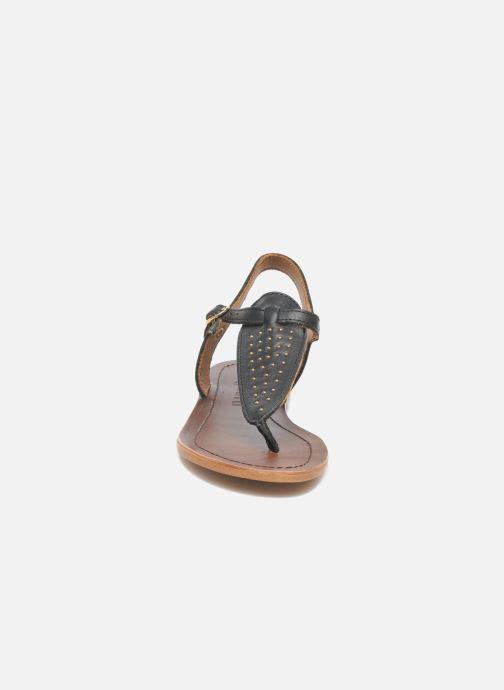 Sandali e scarpe aperte Bisgaard Pia Nero modello indossato