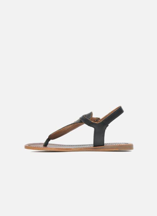 Sandali e scarpe aperte Bisgaard Pia Nero immagine frontale