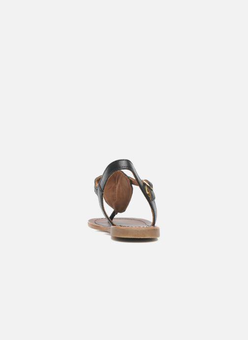 Sandali e scarpe aperte Bisgaard Pia Nero immagine destra