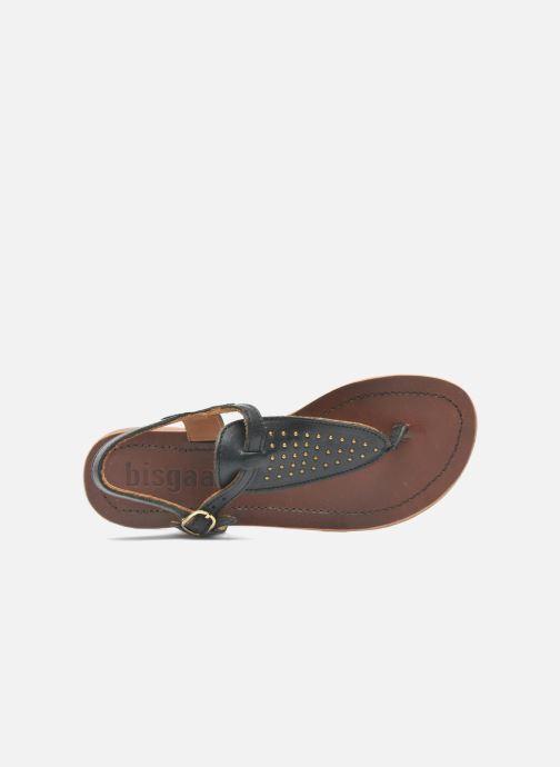 Sandali e scarpe aperte Bisgaard Pia Nero immagine sinistra