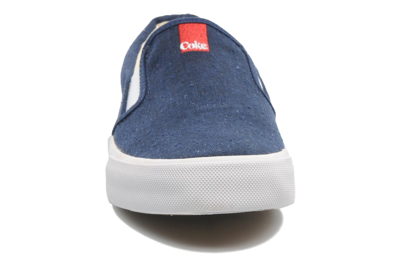 Sneakers Coca-cola shoes Iate Blauw model