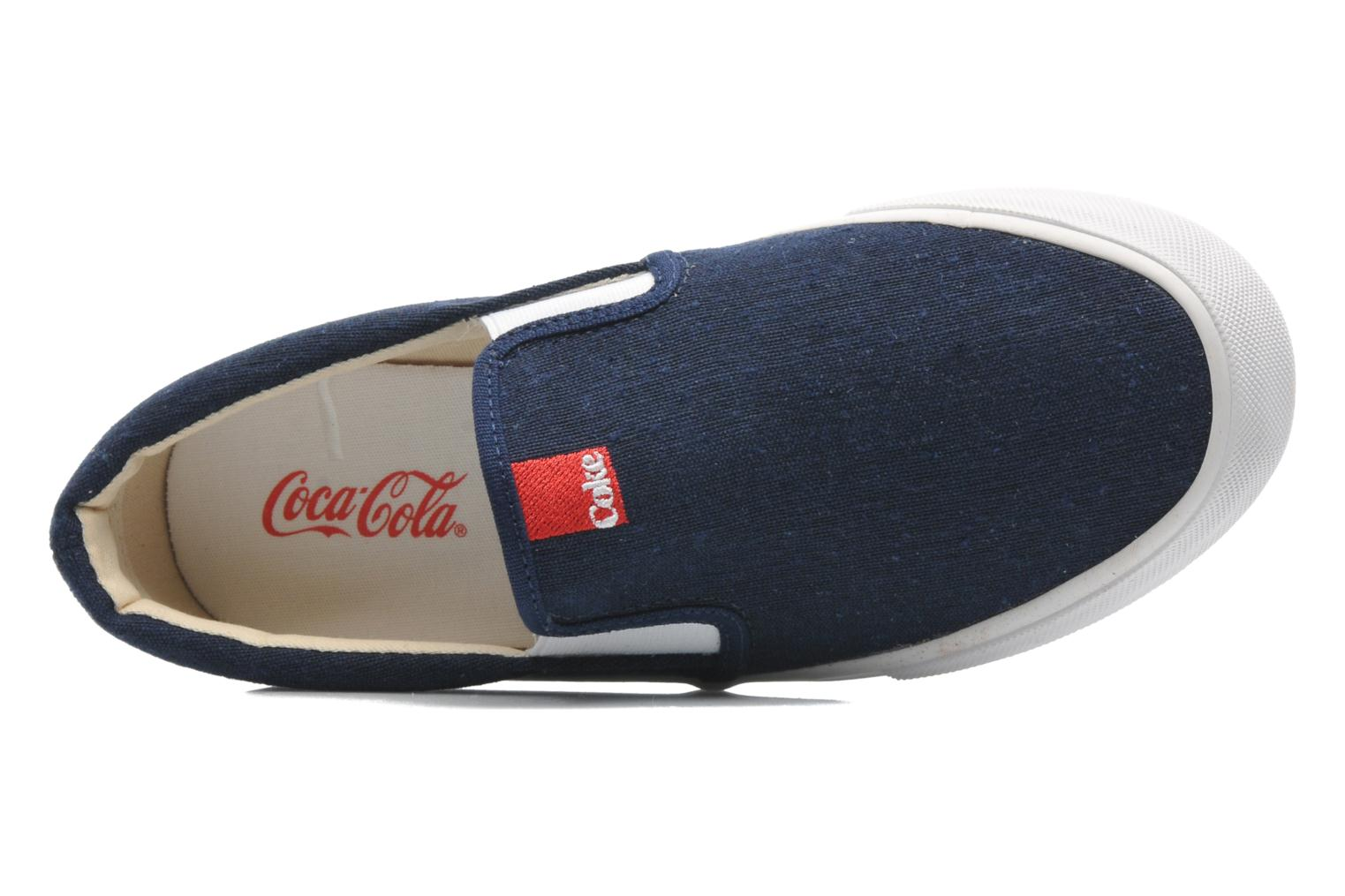 Sneakers Coca-cola shoes Iate Blauw links