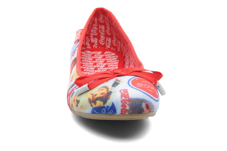 Ballerinaer Coca-cola shoes Rose Multi se skoene på