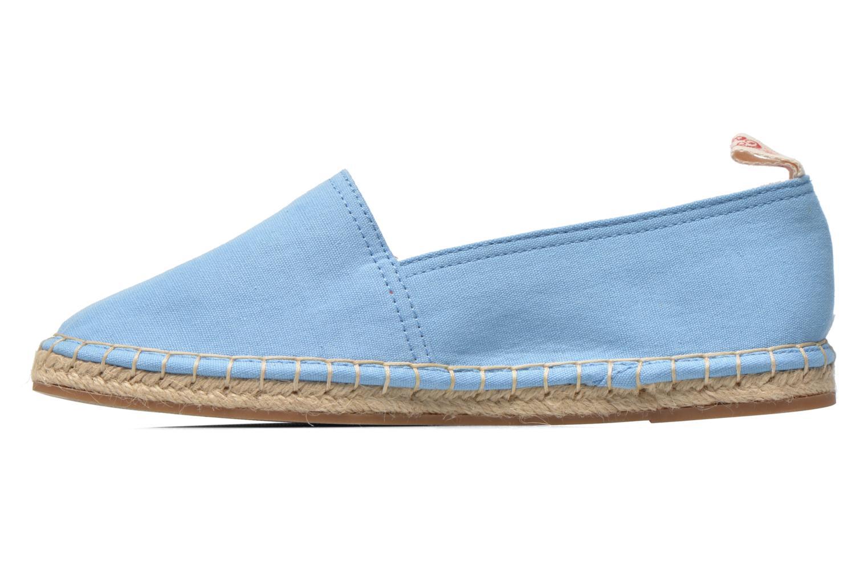 Scarpe di corda Coca-cola shoes Juta Classic W Azzurro immagine frontale