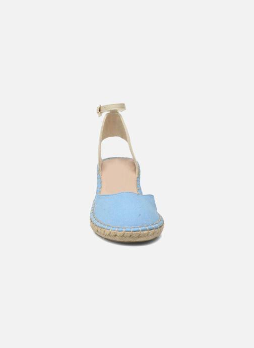 Sandales et nu-pieds Coca-cola shoes Juta City Bleu vue portées chaussures