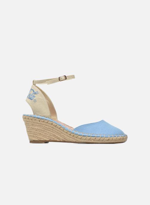 Sandales et nu-pieds Coca-cola shoes Juta City Bleu vue derrière