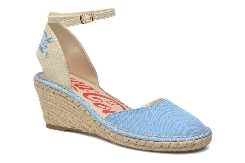 Sandali e scarpe aperte Coca-cola shoes Juta City Azzurro vedi dettaglio/paio