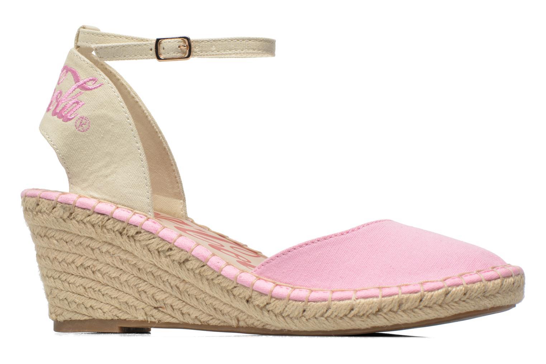 Sandaler Coca-cola shoes Juta City Pink se bagfra
