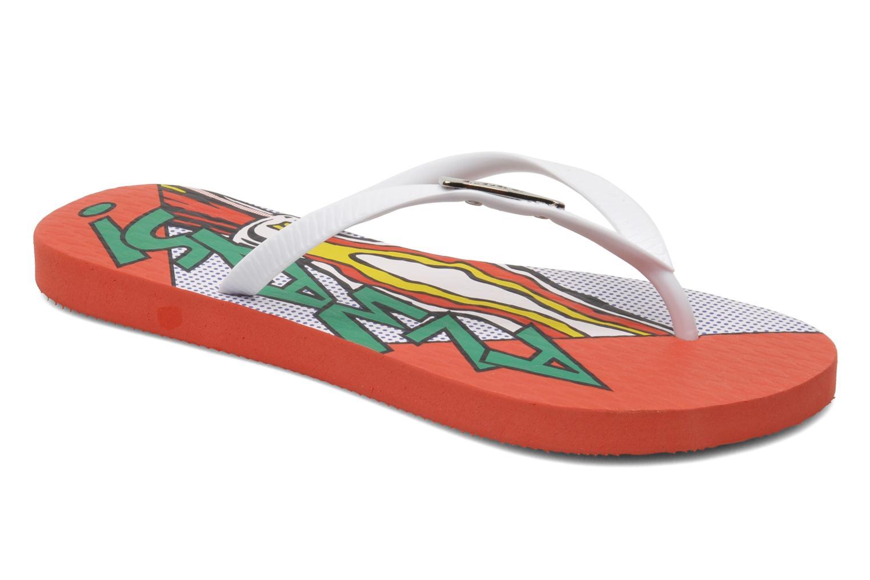 Infradito Coca-cola shoes Garrafa Girls Rosso vedi dettaglio/paio