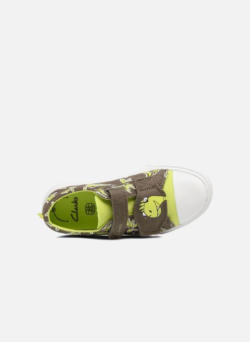 Clarks Tricer Roar (grün) Sneaker bei (293299)