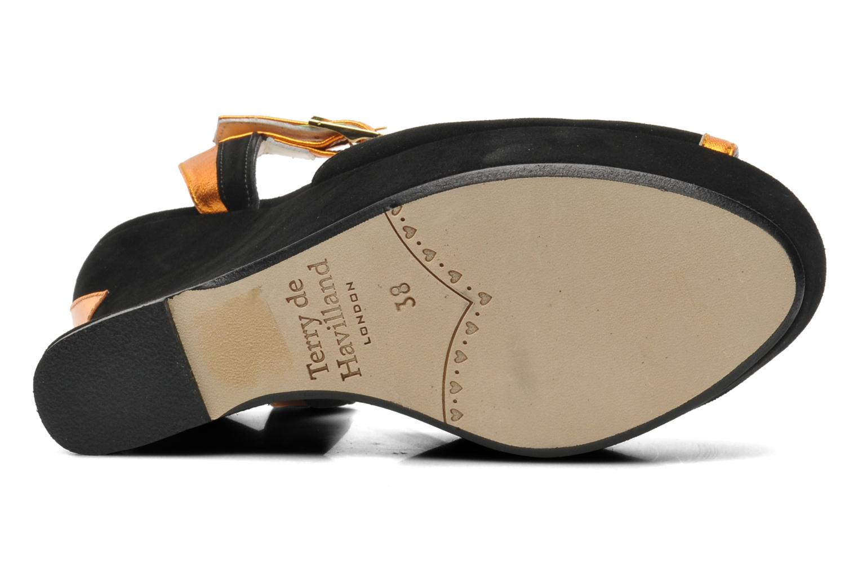 Black De Terry Havilland Izzy orange dtqqB4