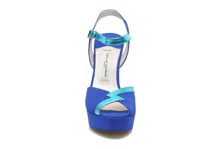 Sandaler Terry de Havilland Izzy Blå se skoene på