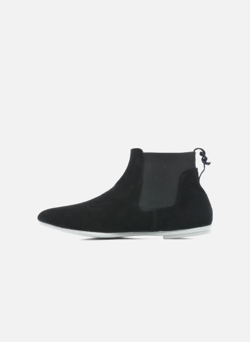 Bottines et boots Yum Gum Kite 01 Noir vue face
