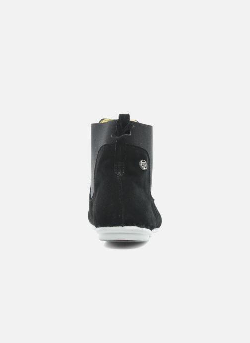 Bottines et boots Yum Gum Kite 01 Noir vue droite