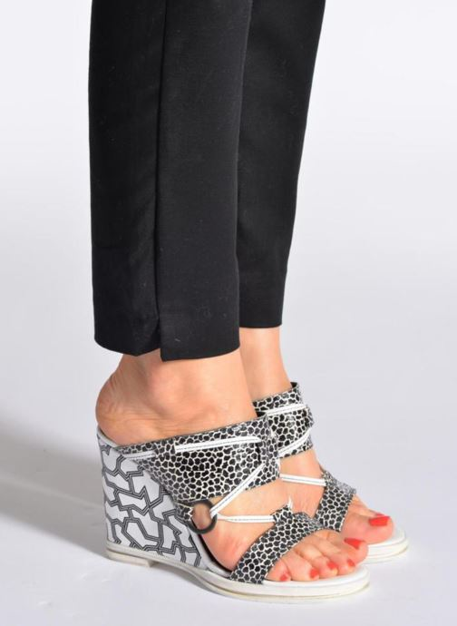 Wedges Opening Ceremony Mae ankle strap wedge Roze onder
