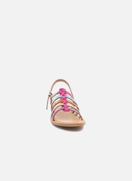 Sandals Les Tropéziennes par M Belarbi Mangue Multicolor model view