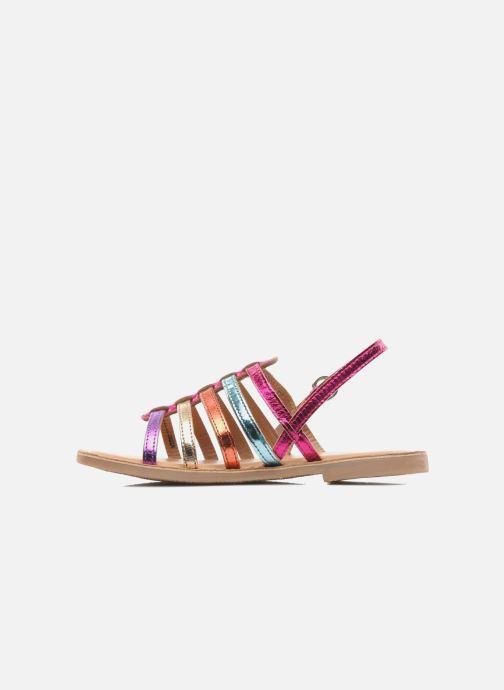 Sandals Les Tropéziennes par M Belarbi Mangue Multicolor front view