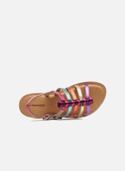 Sandales et nu-pieds Les Tropéziennes par M Belarbi Mangue Multicolore vue gauche