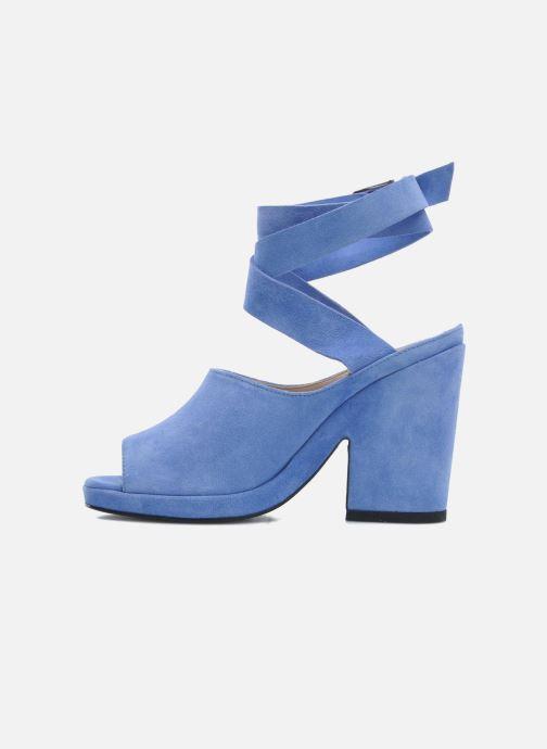 210719 Emi Ceremony Nu Sandales bleu Platform Opening Sandal Et Chez pieds 7ZpUqTTv
