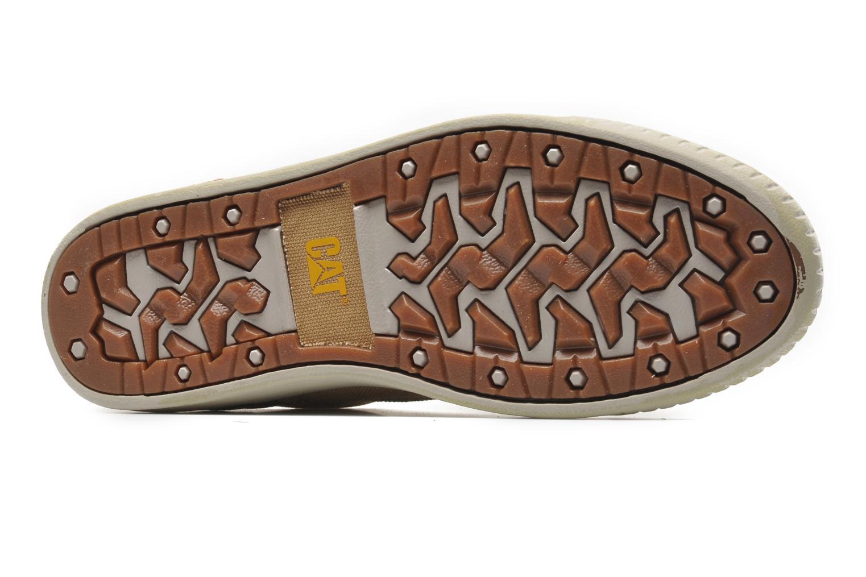 Sneakers Caterpillar Zimzala canvas Beige boven