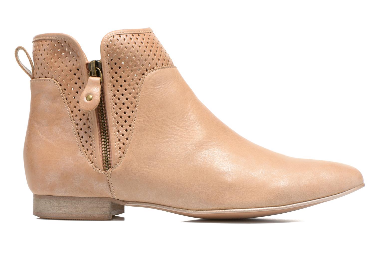Bottines et boots Karston Joani Beige vue derrière