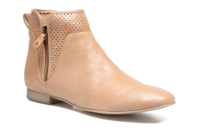 Bottines et boots Karston Joani Beige vue détail/paire