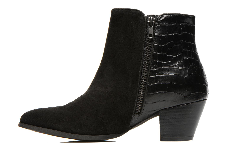 Stiefeletten & Boots Jonak Douti schwarz ansicht von vorne