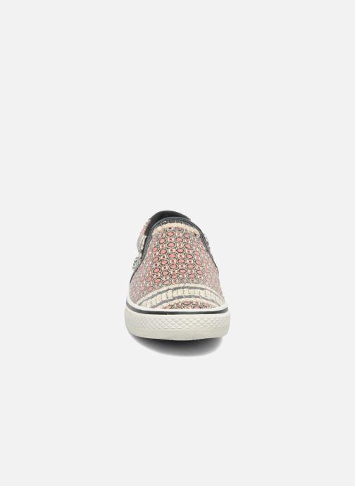 Baskets DKNY Beth Multicolore vue portées chaussures