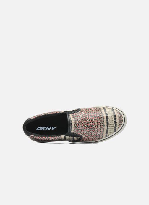 Sneaker DKNY Beth mehrfarbig ansicht von links