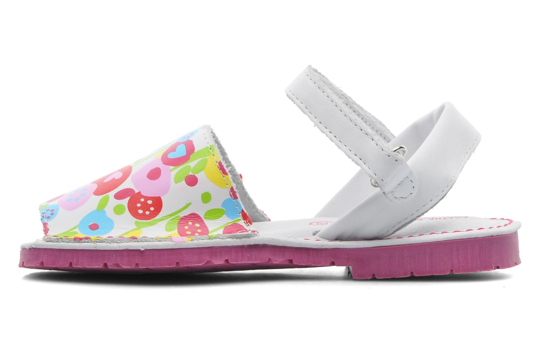 Sandales et nu-pieds Agatha Ruiz de la Prada Abril Multicolore vue face