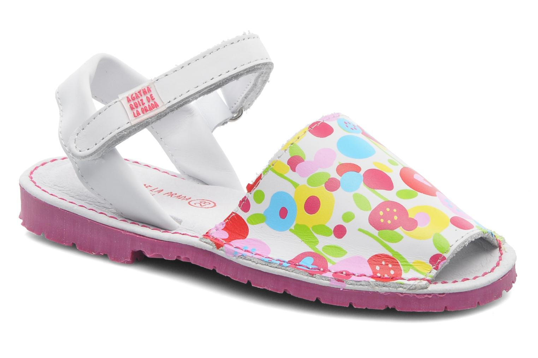 Sandales et nu-pieds Agatha Ruiz de la Prada Abril Multicolore vue détail/paire