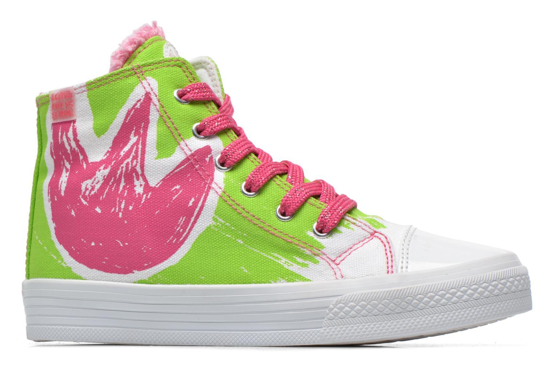 Sneakers Agatha Ruiz de la Prada Delfina Verde immagine posteriore