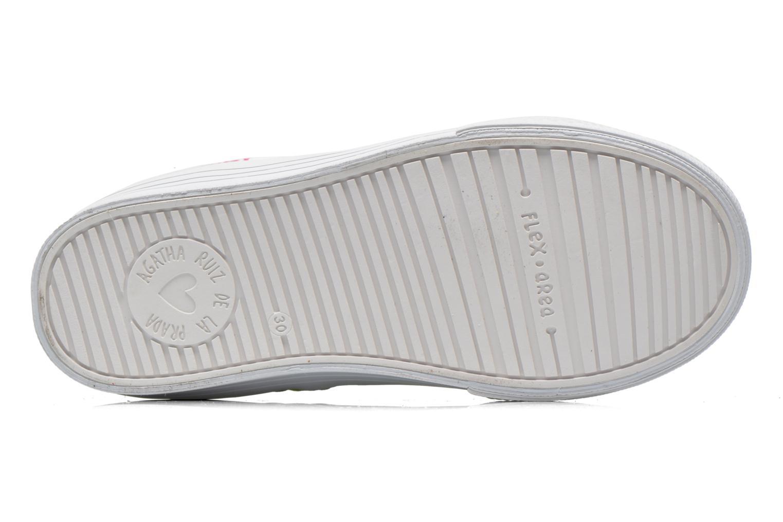 Sneakers Agatha Ruiz de la Prada Delfina Verde immagine dall'alto