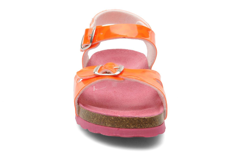 Sandaler Agatha Ruiz de la Prada Dominica Orange bild av skorna på