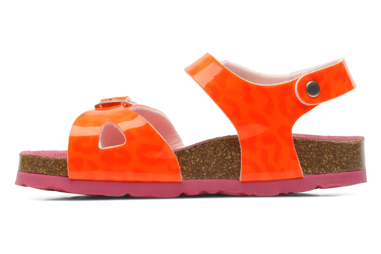 Sandalen Agatha Ruiz de la Prada Dominica orange ansicht von vorne
