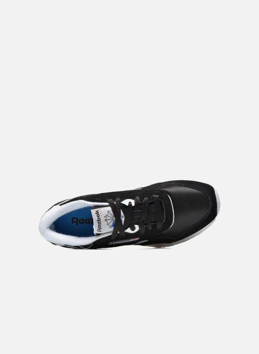 Sneakers Reebok Classic Nylon Nero immagine sinistra