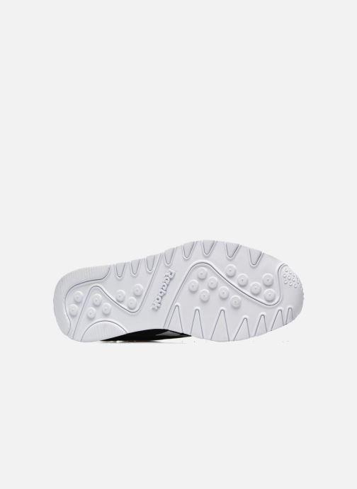 Sneakers Reebok Classic Nylon Nero immagine dall'alto