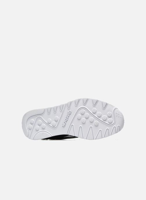 Sneaker Reebok Classic Nylon schwarz ansicht von oben