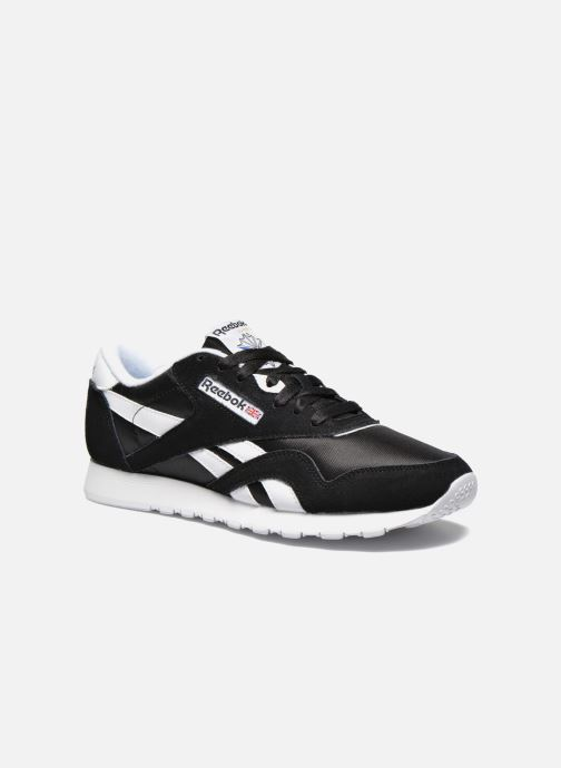 Sneaker Reebok Classic Nylon schwarz detaillierte ansicht/modell