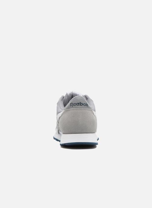 Sneakers Reebok Classic Nylon Grijs rechts