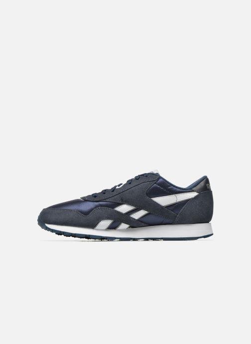Sneakers Reebok Classic Nylon Blauw voorkant