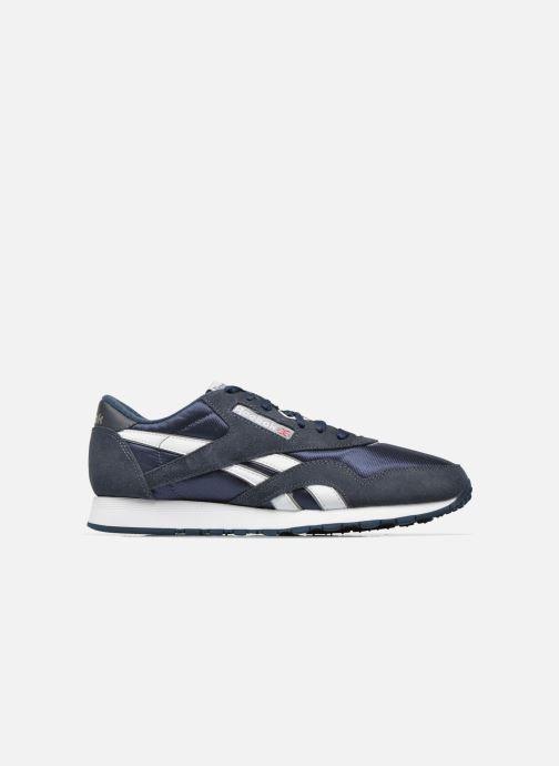 Sneakers Reebok Classic Nylon Blauw achterkant