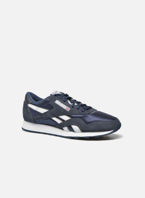 Sneakers Reebok Classic Nylon Blauw detail
