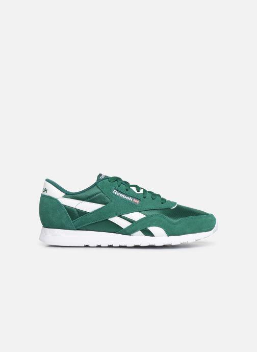 Sneakers Reebok Classic Nylon Grøn se bagfra