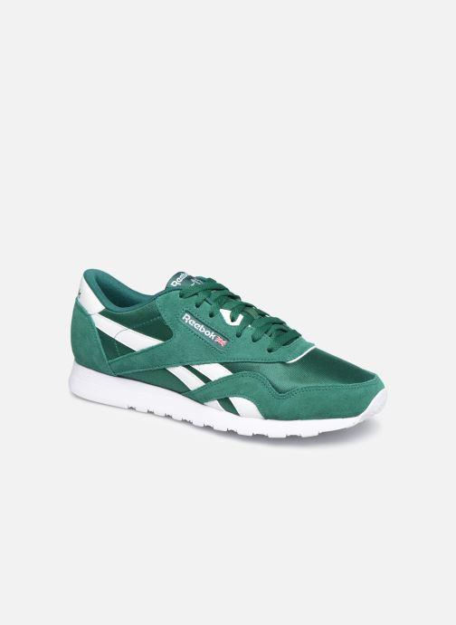 Sneakers Reebok Classic Nylon Grøn detaljeret billede af skoene
