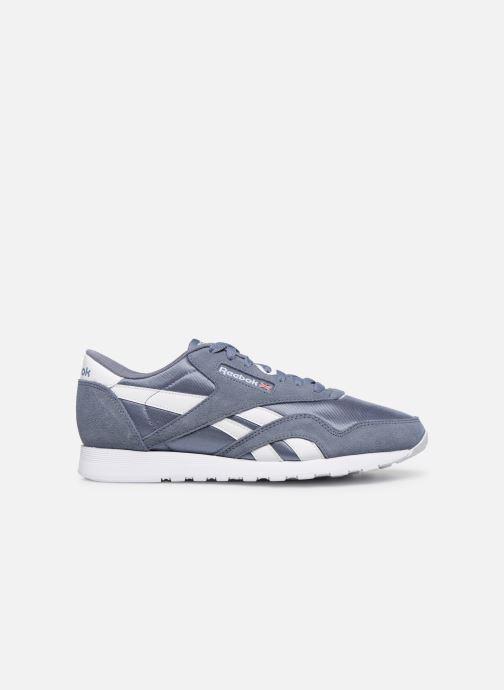 Sneakers Reebok Classic Nylon Azzurro immagine posteriore